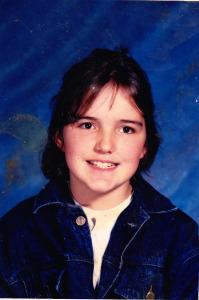 5th grade me